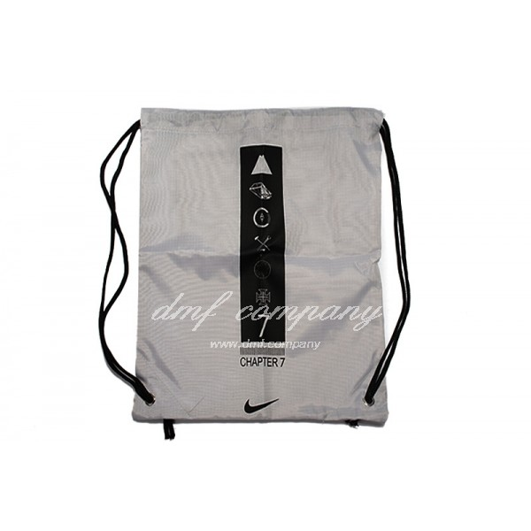 NIKE Mercurial CR7 soccer shoes bag Grey L34cm*H46cm