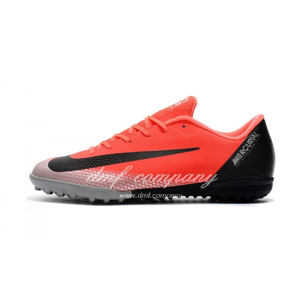 Nike Mercurial VaporX XII Academy TF Men Red/Black
