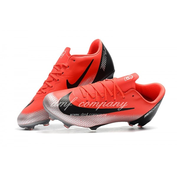 Nike Mercurial Vapor XII PRO Men/Women Red/Black/Silver FG