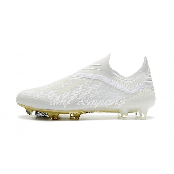 adidas X 18+ FG Men White