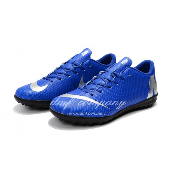 NIKE VAPORX 12CLUB TF Men/Women Blue