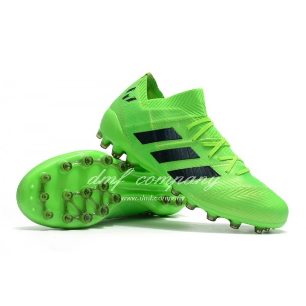 Adidas Men's Nemeziz Messi 18.1 AG Green