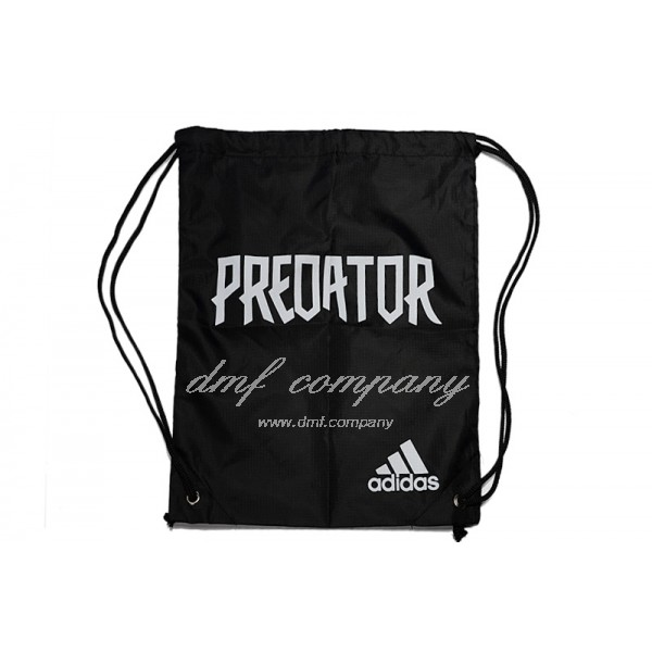 Adidas Football shoes bag BLACK L34cm*H46cm