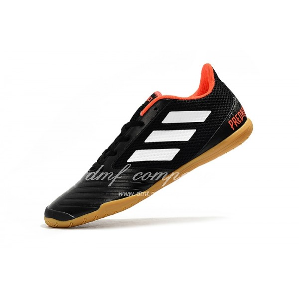 Adidas Men's Predator 19.4 IN Black And White