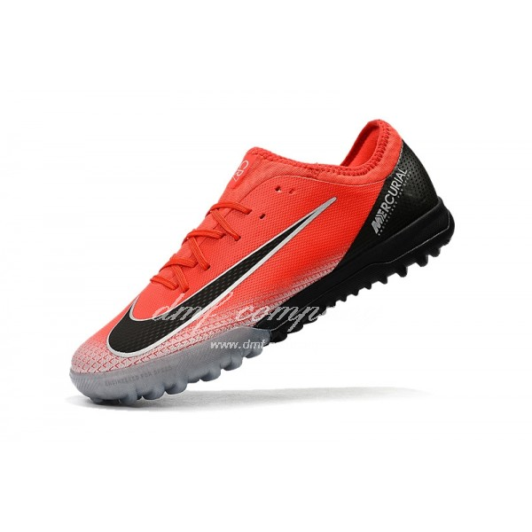 Nike Mercurial VaporX VII Pro TF Men Red/Black