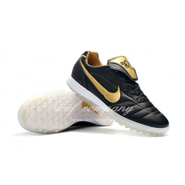 Nike Tiempo Legend 7 R10 Elite Men Black TF