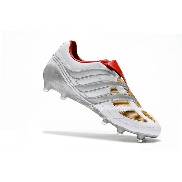 Adidas Predator Precision FG Men Gold/White