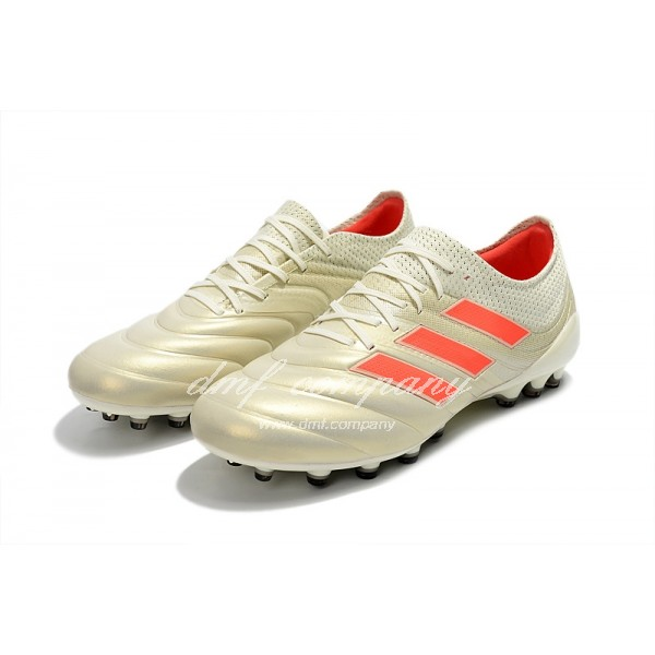 Adidas Men's Copa 19.1AG White And Orange