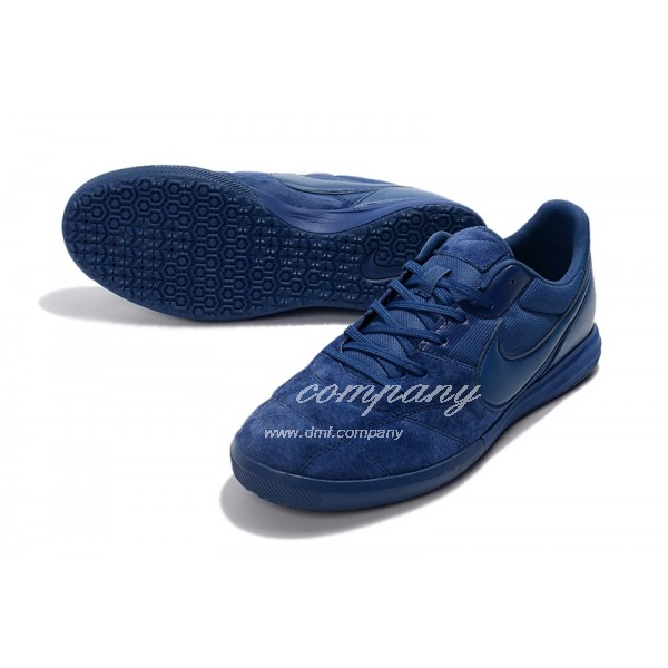 Nike Premier II IC Men Blue FG