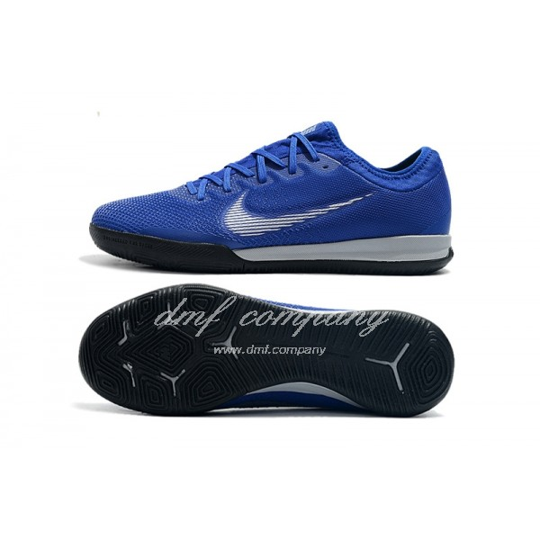 Nike Mercurial VaporX VII Pro IC Men Blue waterproof