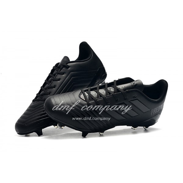 Adidas Men's Predator 19.4 FG All Black