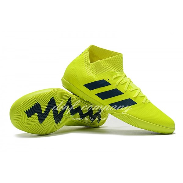 Adidas Nemeziz Tango 18.3 IC Men's Lemon Yellow