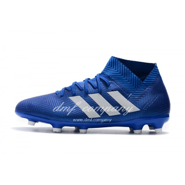 Adidas Men's Nemeziz 18.3 FG Blue