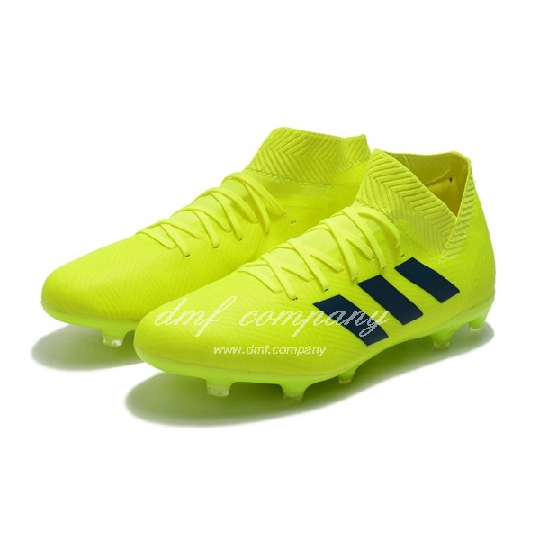 adidas Nemeziz 18.3 FG Men Fluorescent Green