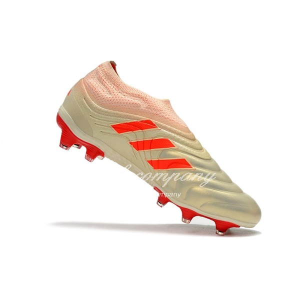 adidas Copa 19+FG Men Gold/Orange