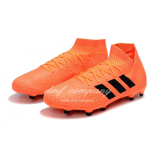 Adidas Men's Nemeziz 18.3 FG Orange