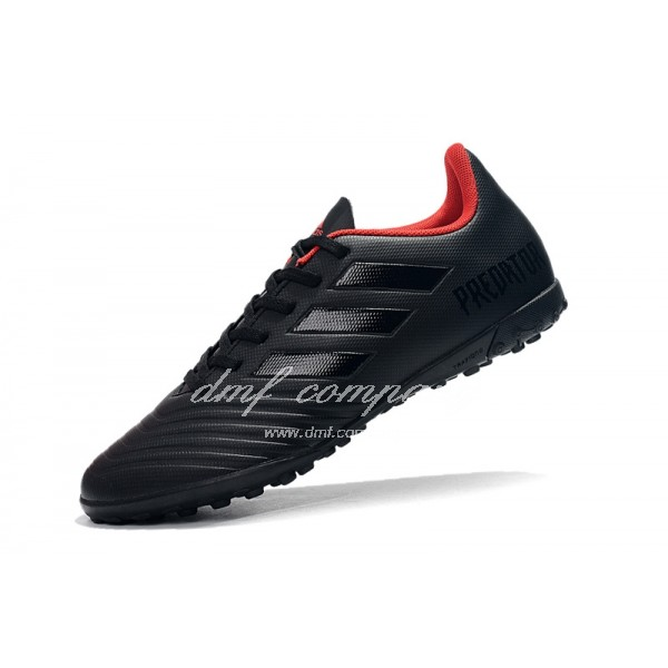 Adidas Men's Predator 19.4 TF Red Black