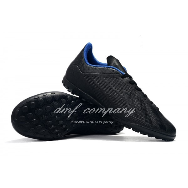 Adidas X Tango 18.4 TF Men's Black And Blue