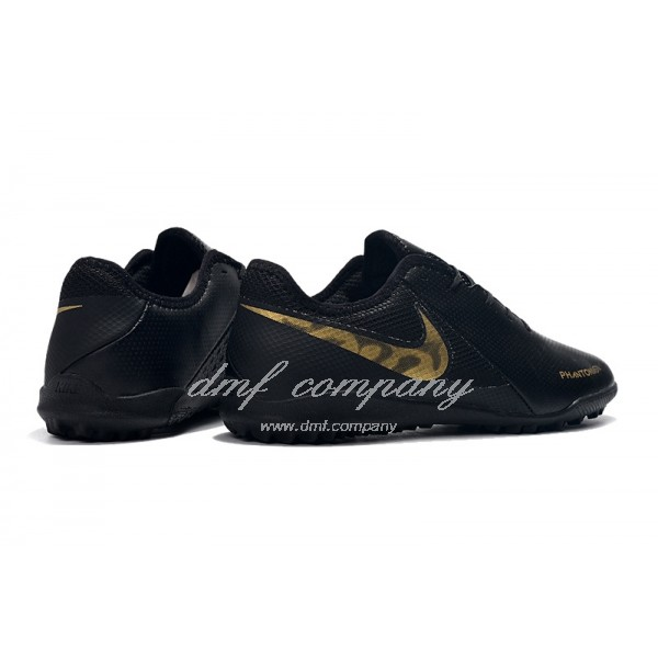 Nike Phantom VSN Academy Men Black/Gold TF