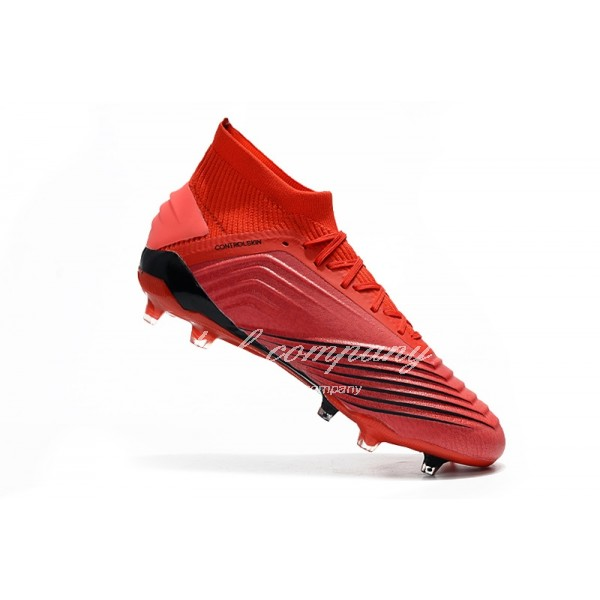 adidas Predator 19.1FG Men Red