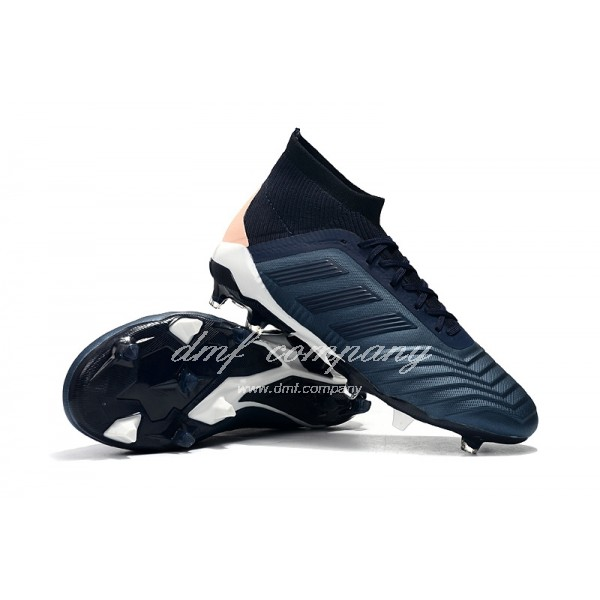 adidas Predator 18.1 FG Men Dark Blue/Pink