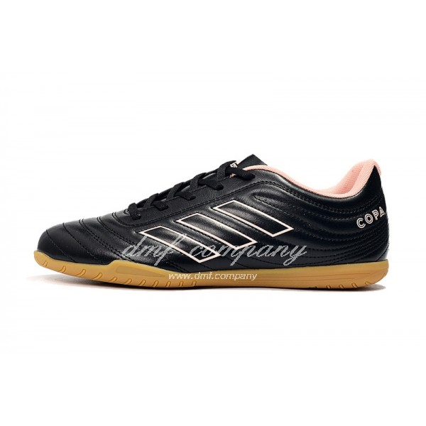 Adidas Men's Copa 19.4TF Black And  Pink