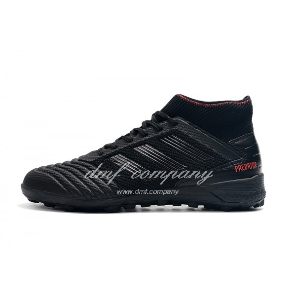 Adidas Men's Predator 19.3 TF All Black