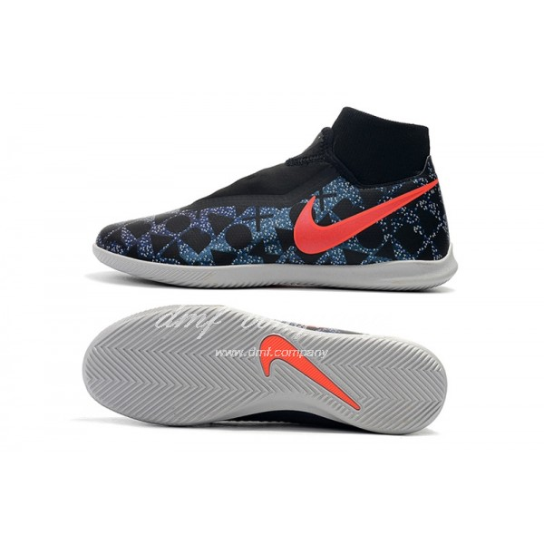 NIke Phantom Vison Academy DF TF Men Dark Black/Blue/Orange