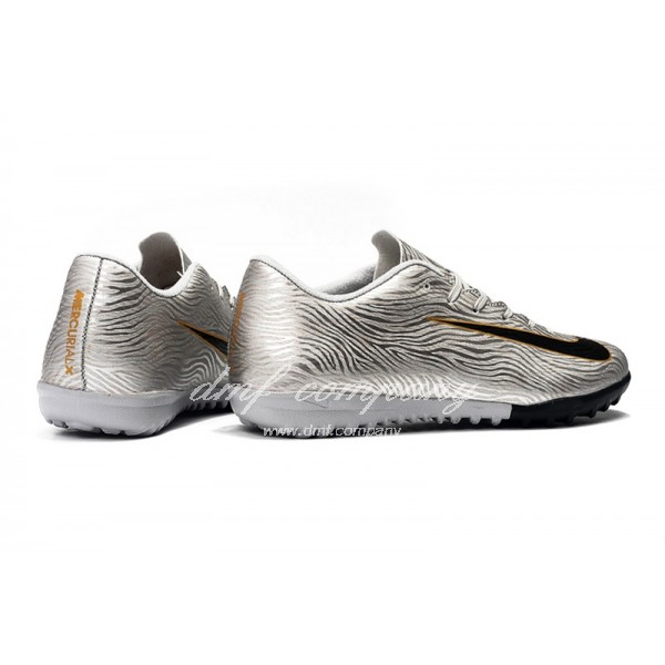 NIKE VAPORX 12CLUB TF Men/Women Silver