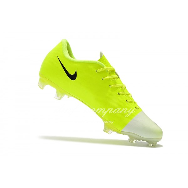 Nike Mercurial Superfly 360 GS FG Men Fluorescein Yellow And White