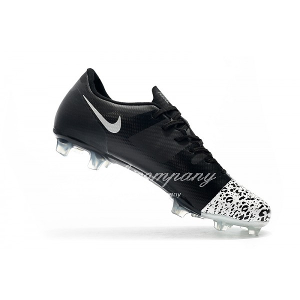 Nike Mercurial Superfly 360 GS FG Men Black And White