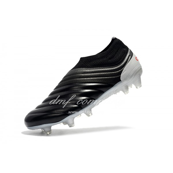 Adidas Copa 19+FG Men Black And Red
