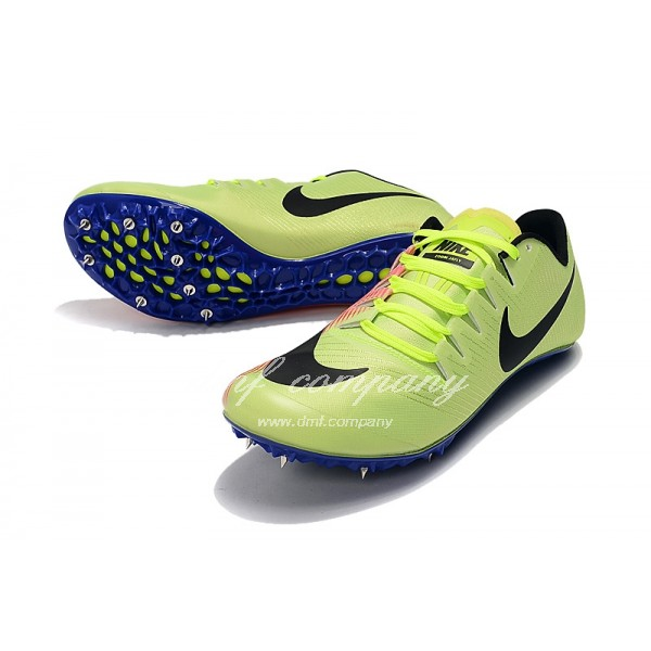 Nike Zoom Ja Fly 3 Men Green Red And Black