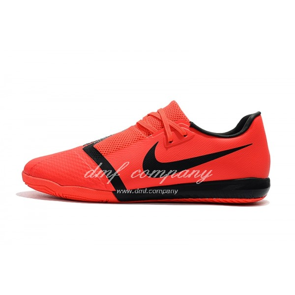 Nike Phantom VNM Pro-IC Men Red And Black