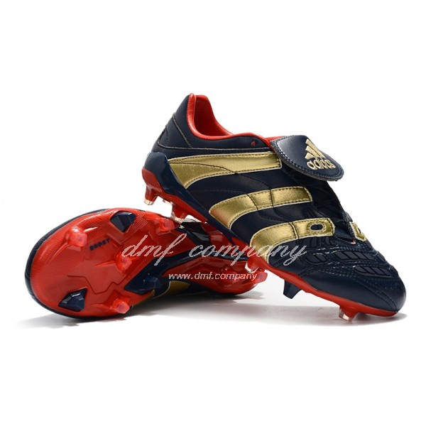 Adidas Predator Accelerator Electricity Black Golden And Red Men