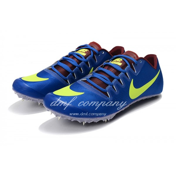 Nike Zoom Ja Fly 3 Men White Blue And Yellow