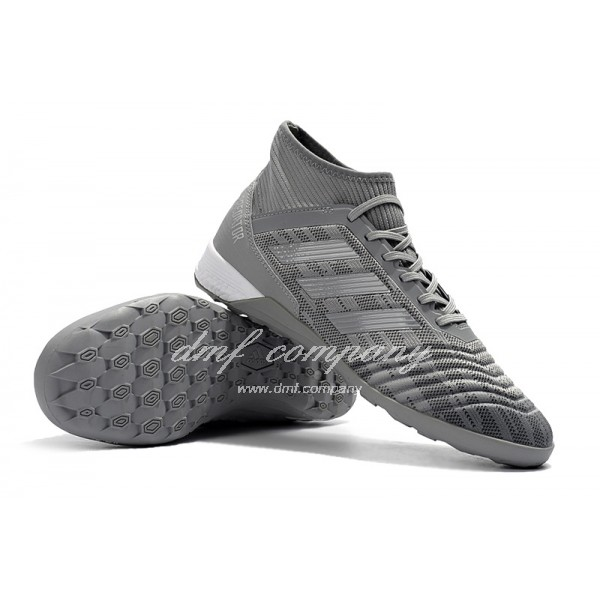 Adidas Predator Tango 18.3 IC Men's Grey