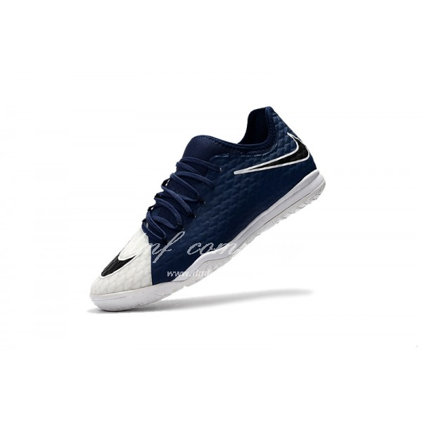 Nike HypervenomX Finale II Men White/Blue IC
