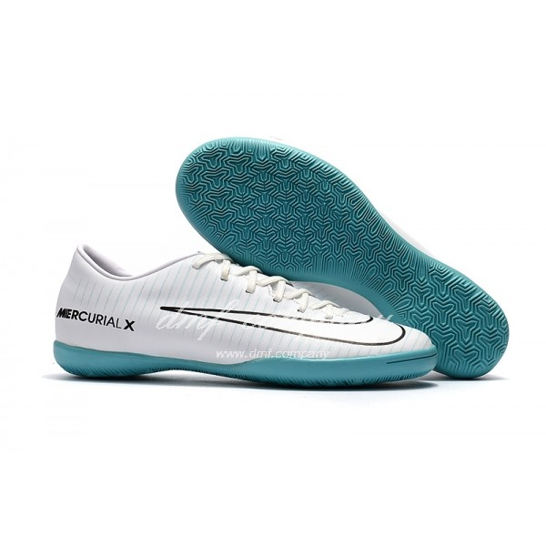 NIke Mercurical Victory VI Men White/Blue IC