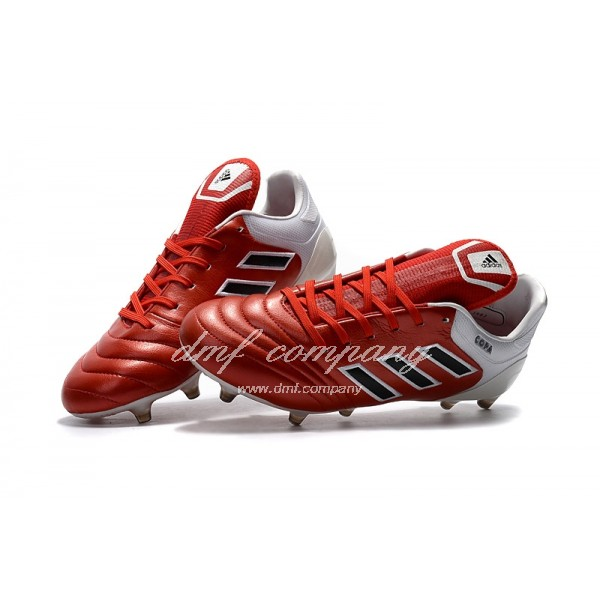 Adidas Copa 17.1 FG Men's Red White And Black