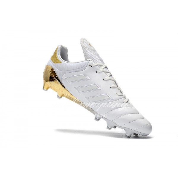 Adidas Copa 17.1 FG Men's White And Golden
