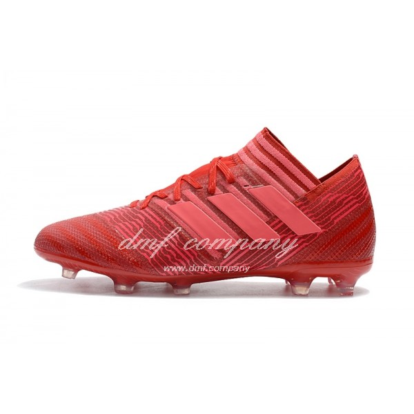 Adidas Nemeziz Messi 17.1 FG Men's Red Stripe