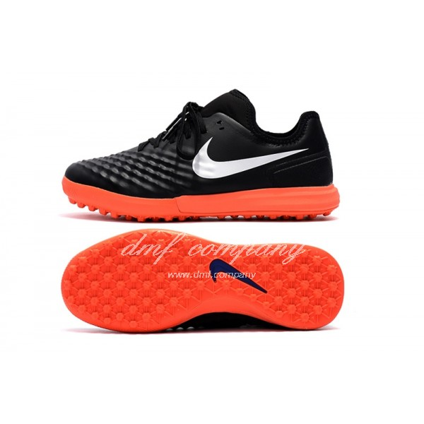 Nike MagistaX Finale II Men Black/Orange TF