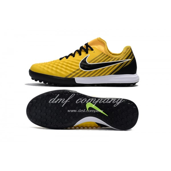 Nike MagistaX Finale II Men Yellow TF