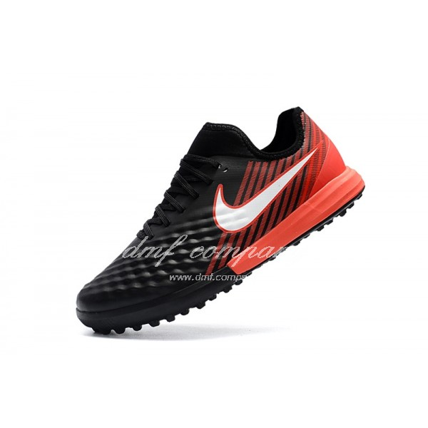 Nike MagistaX Finale II Men Black/Red TF