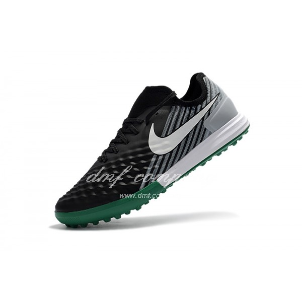 Nike MagistaX Finale II Men Black/Grey TF