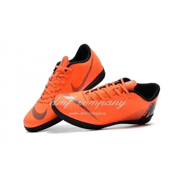 NIKE VAPORX 12CLUB IC Men Orange/Black