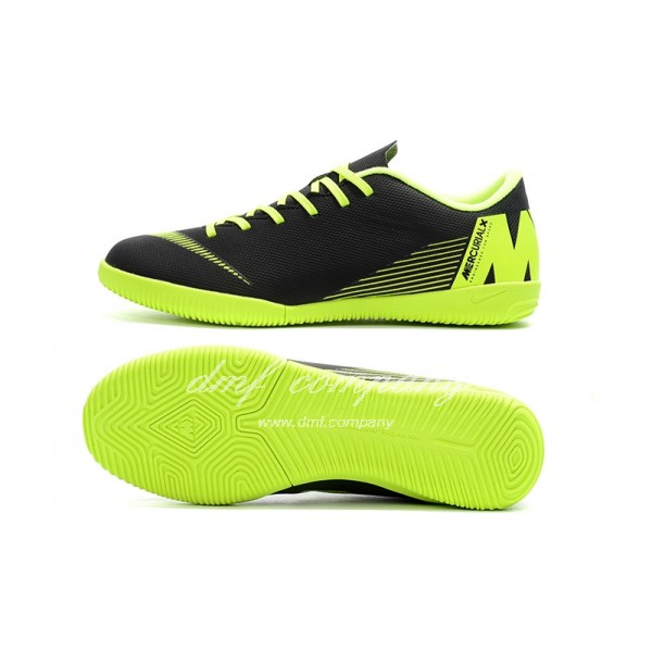 NIKE VAPORX 12CLUB Men Black/Green IC