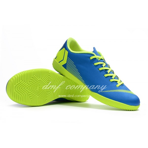 NIKE VAPORX 12CLUB Men Blue/Green IC