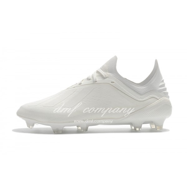 Adidas X 18.1 FG Men's All White